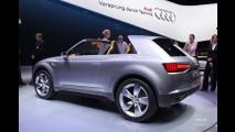 Salão de Paris: Audi Crosslane Coupé - Conceito híbrido apresenta consumo médio de até 90,9 km/l