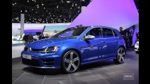 Salão de Frankfurt: VW Golf R de 300 cv é versão super nervosa do hatch alemão