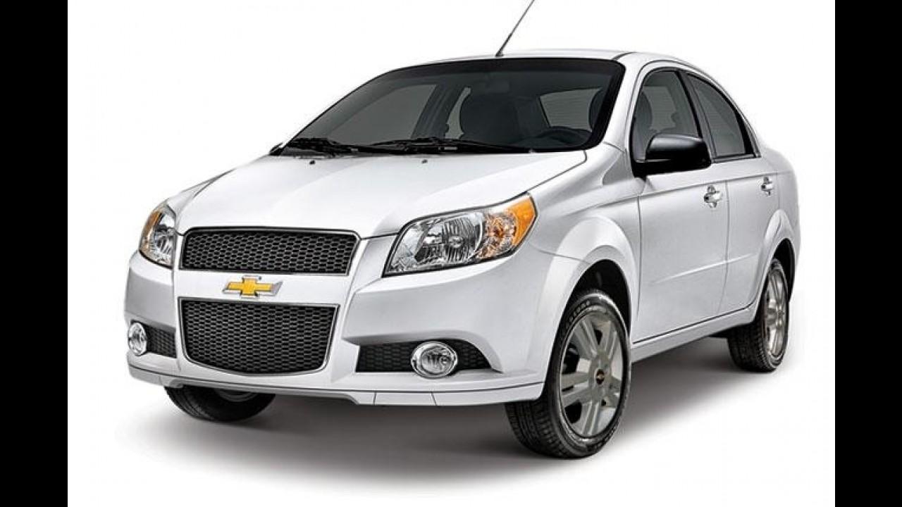 Veja a lista dos carros mais vendidos no México em fevereiro de 2012
