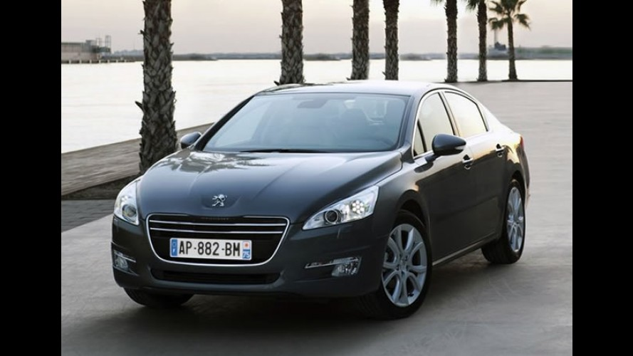 Peugeot 508 é lançado na Argentina: Motor 1.6 THP e preços equivalentes a R$ 75.200