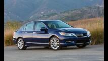 Novo Honda Accord 2013 tem preços a partir de US$ 21.680 (R$ 43.900) nos Estados Unidos