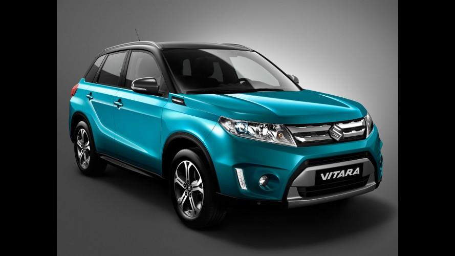 Vídeo: Suzuki adianta detalhes da nova geração do Vitara
