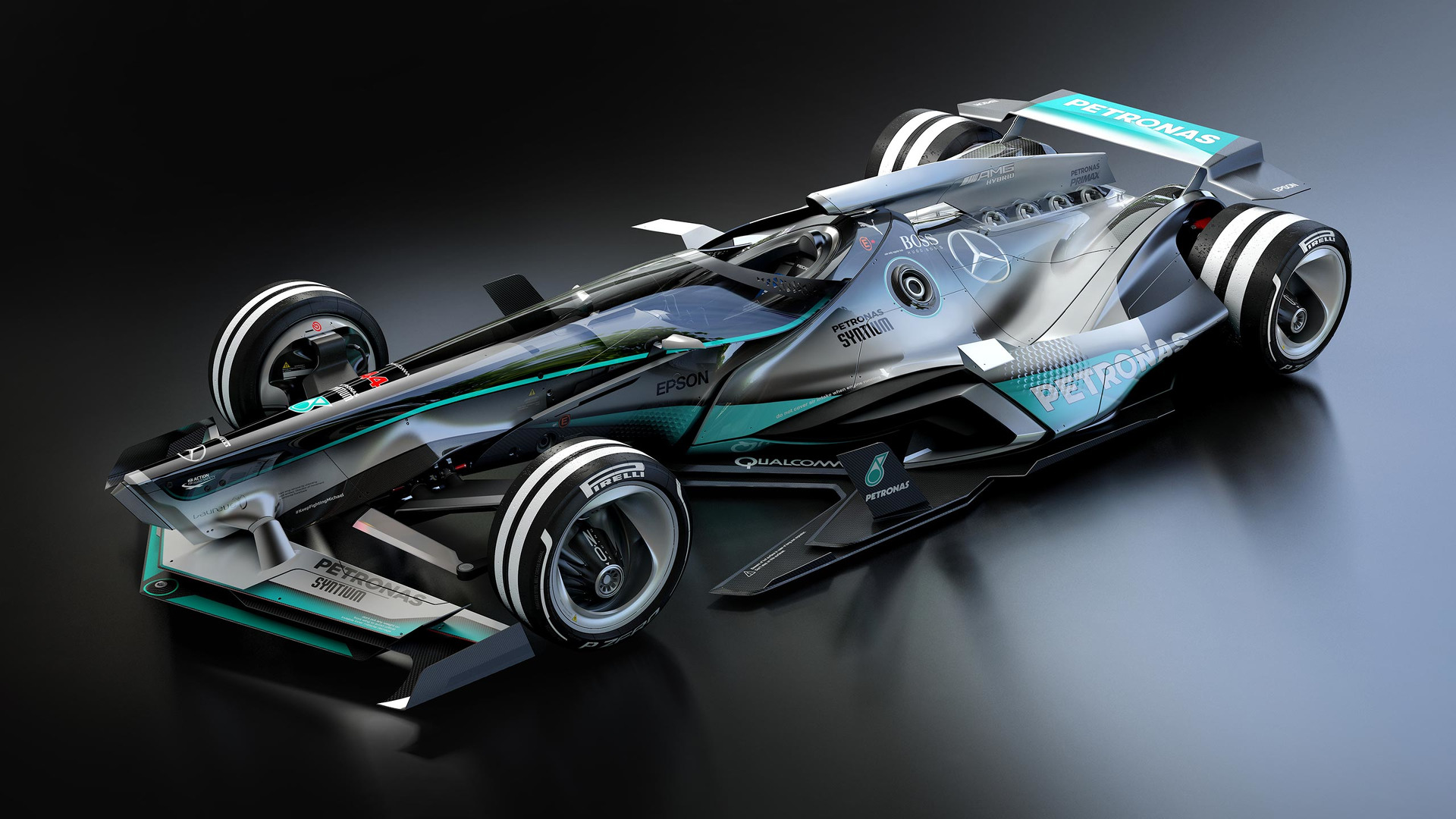 Will F1 Cars Look Like This In 2030