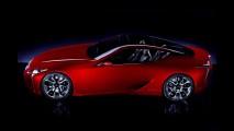 Coupé Híbrido: Lexus divulga fotos oficiais do LF-LC Concept