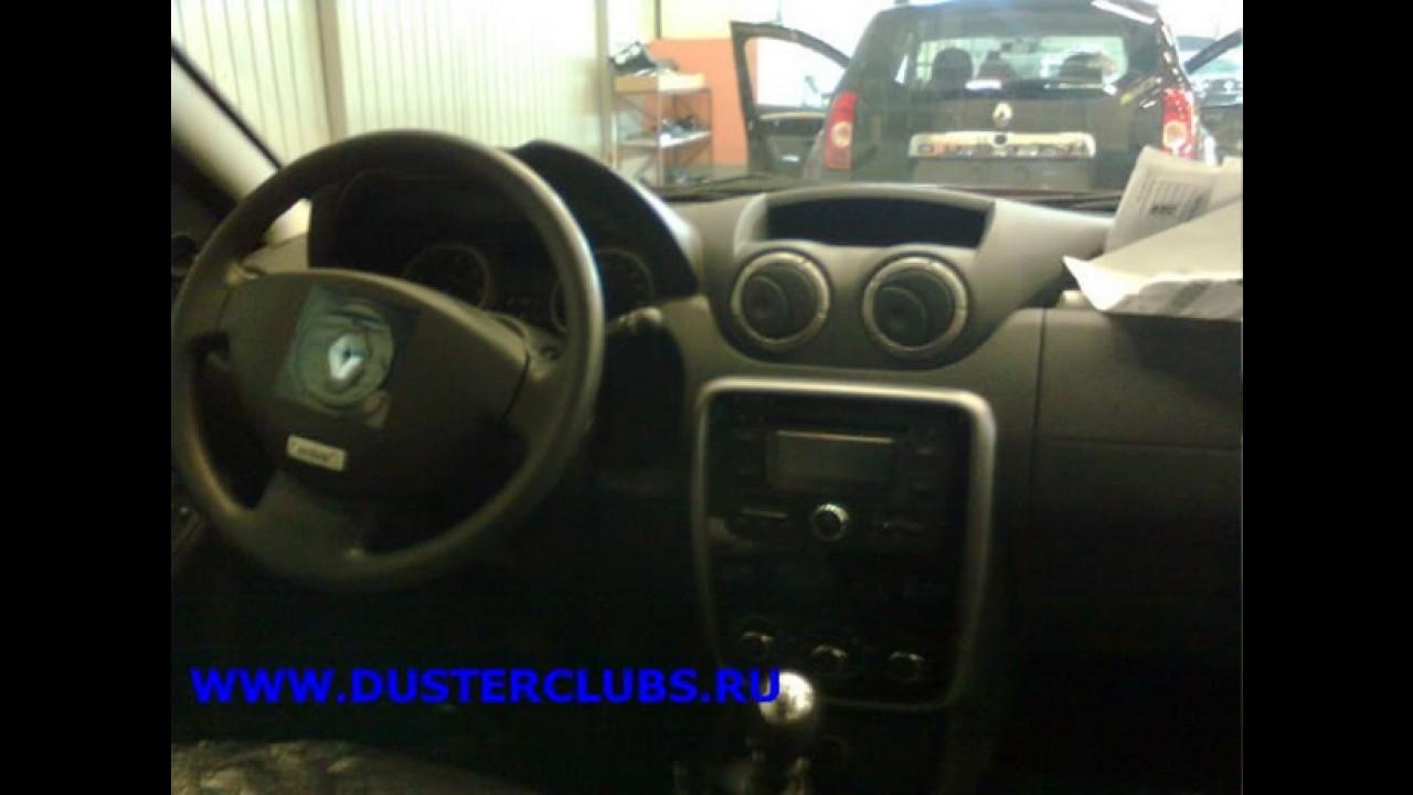 Possibilidade para o Brasil? Renault Duster russo mostra novo interior