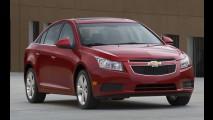 GM volta a interromper produção do Cruze nos EUA