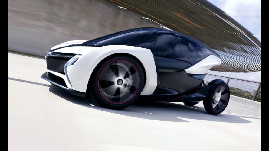 Pré-Frankfurt: Opel revela primeiras imagens oficiais do RAK e Concept