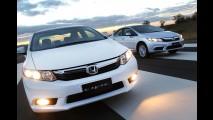 Honda comemora produção de 500.000 unidades do sedã Civic em Sumaré
