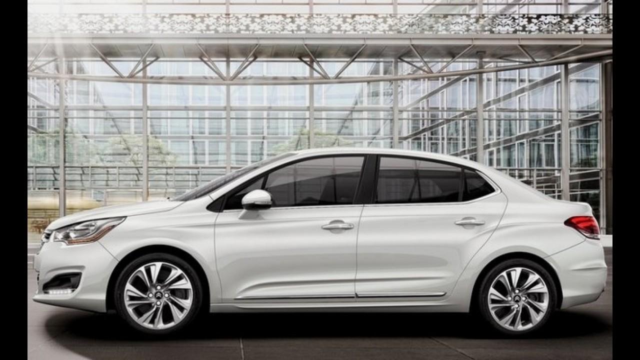 Citroën apresenta o novo C4 L - Novo C4 Pallas?