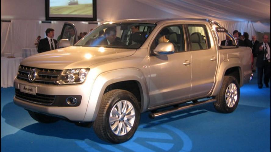 Preço definido: Nova Volkswagen Amarok chega às lojas com preço inicial de R$ 119.490