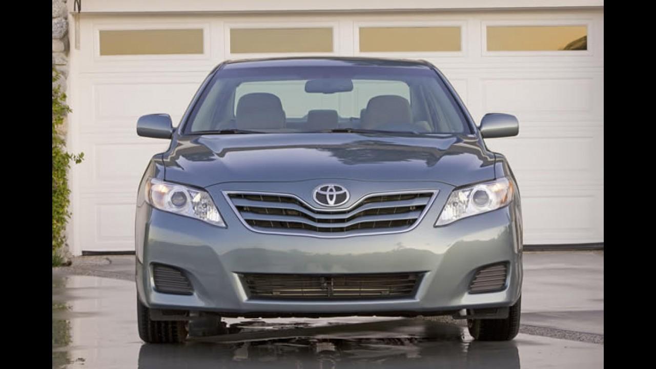 EUA, agosto: Ford F-Series é o veículo mais vendido; Toyota Camry é destaque entre os automóveis
