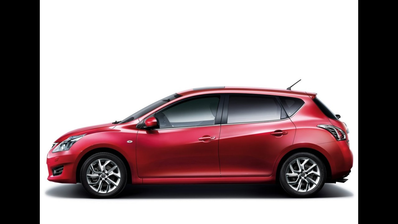 Nissan apresenta o Novo Tiida 2012