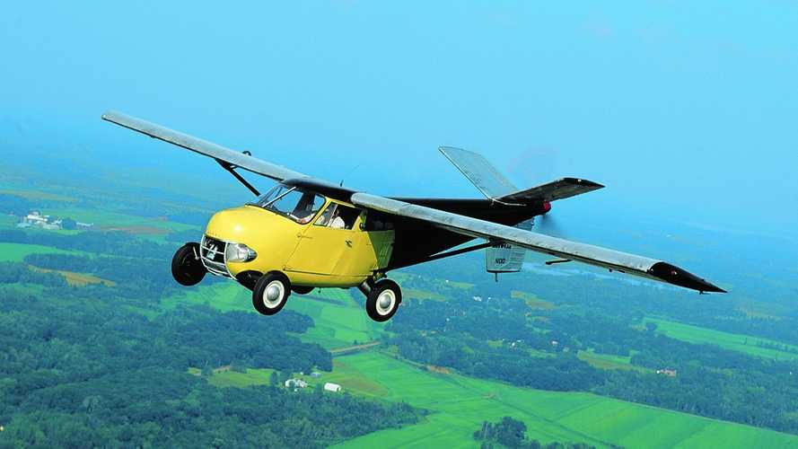 A subasta el coche volador Taylor Aerocar, de 1954