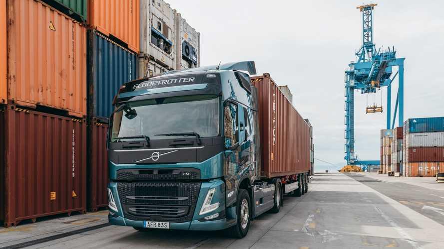 Nuovo Volvo Trucks FM