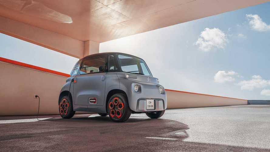 Citroën Ami 2020: un coche eléctrico sin carnet y con 70 km de autonomía