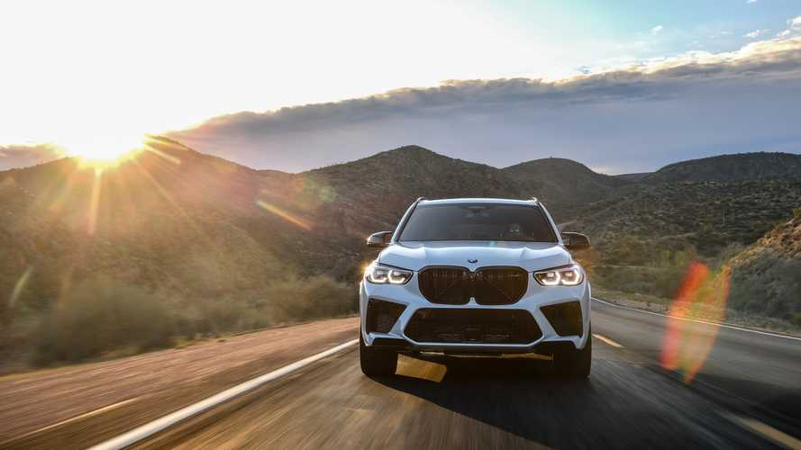 Mercedes-AMG GLE 63 S 2020 vs BMW X5 M Competition 2020