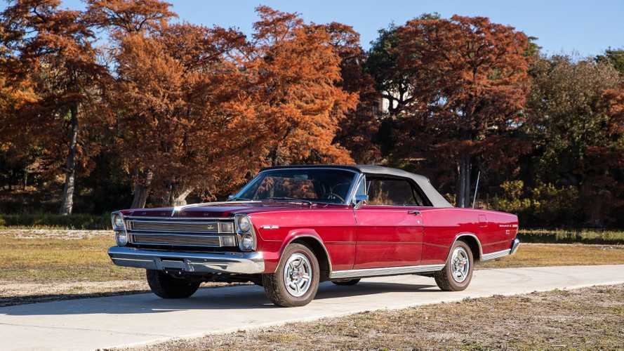 Own This Ultra-Rare 1966 Ford Galaxie 7-Litre Convertible