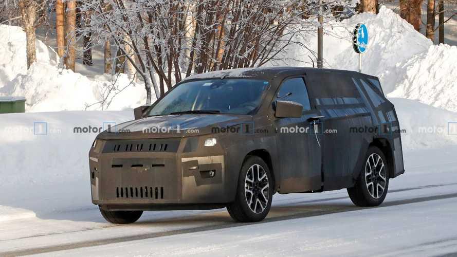 Jeep de 7 lugares aparece agora na Europa e chega em 2021
