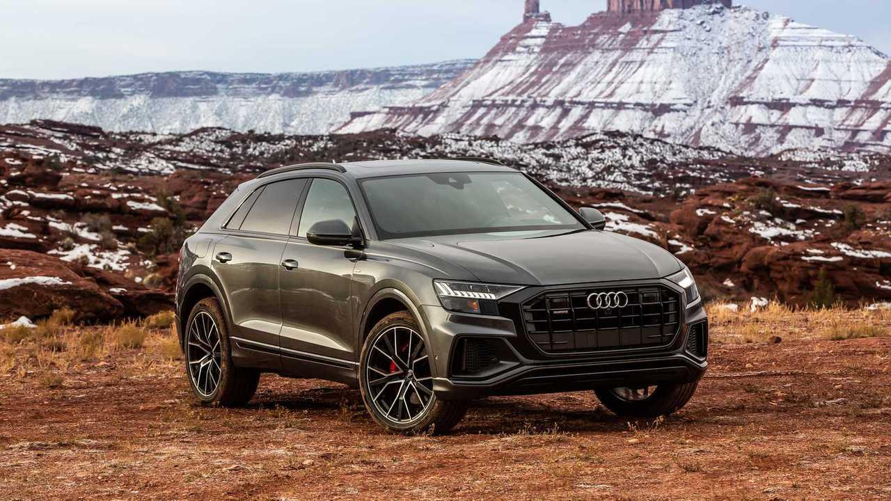 9. 2019 Audi Q8: 6.6/10