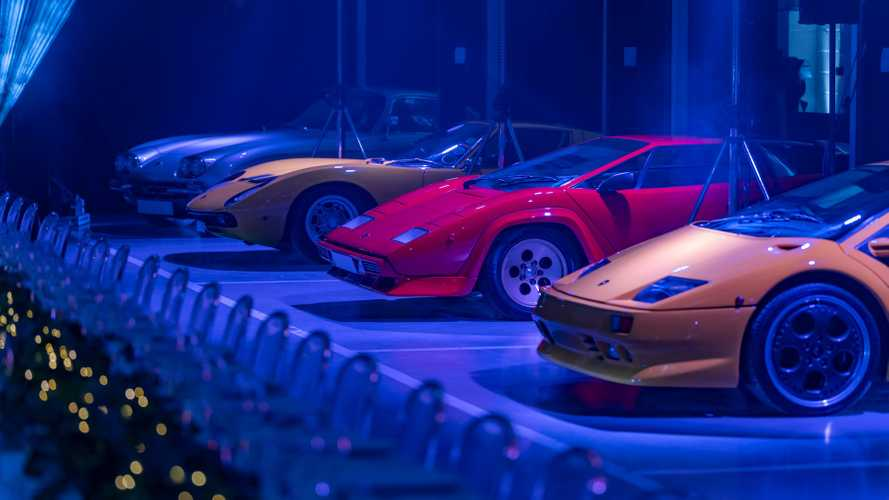 Lamborghini London Hosts Unique Dinner Party