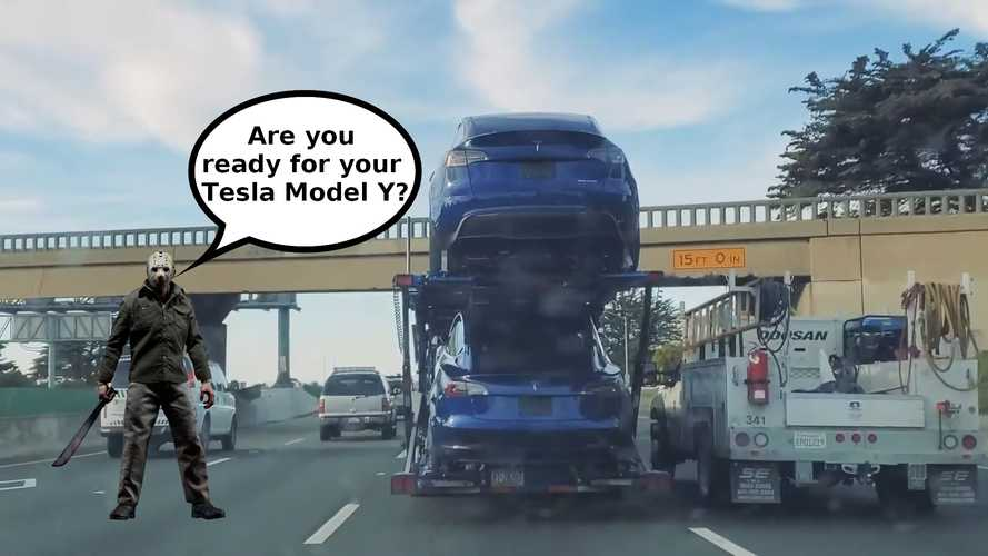 Will Tesla Model Y Deliveries Start On Friday The 13th?