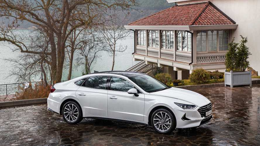 Hyundai Sonata: первый российский тест