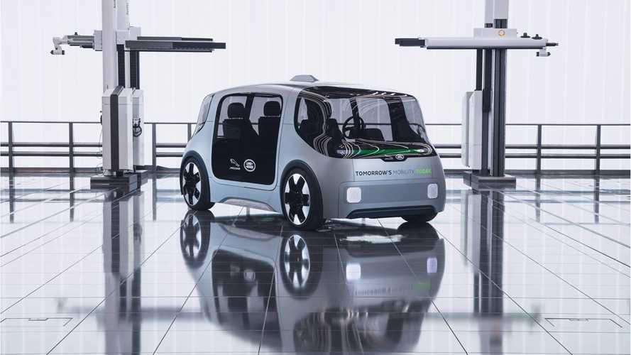 Общая модель Jaguar и Land Rover выйдет на дороги в 2021 году