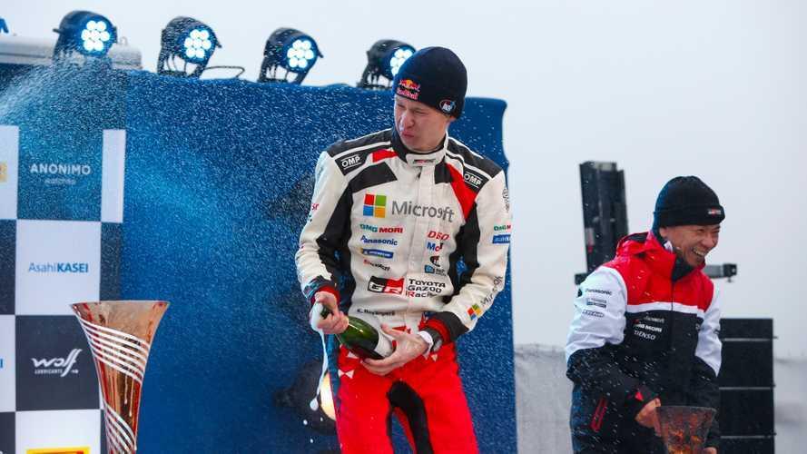 Kalle Rovanpera incanta già, è il più giovane a podio nel WRC