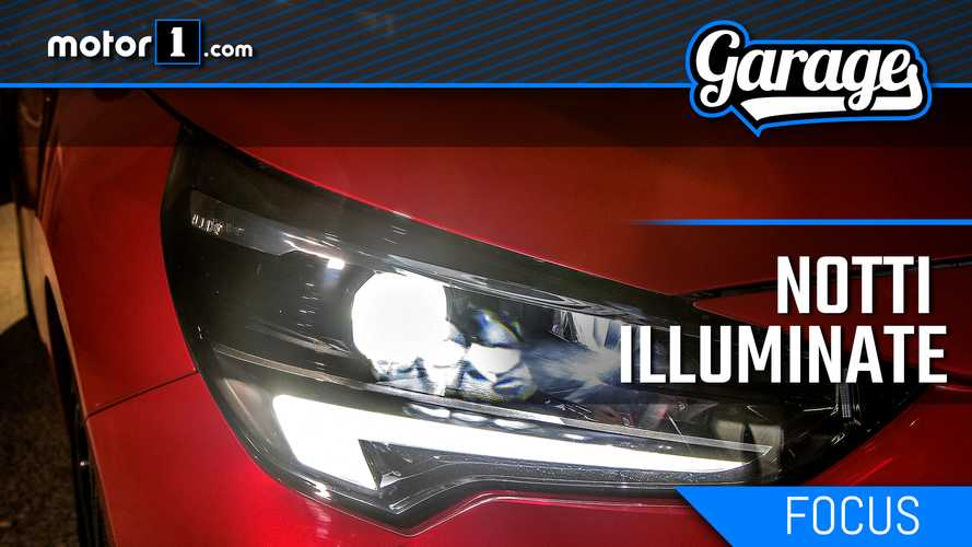 Come funzionano i fari a matrice di LED della nuova Opel Corsa