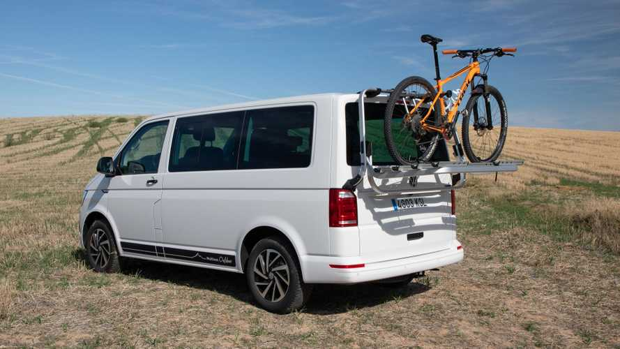 Prueba Volkswagen Multivan Outdoor: que comience la aventura