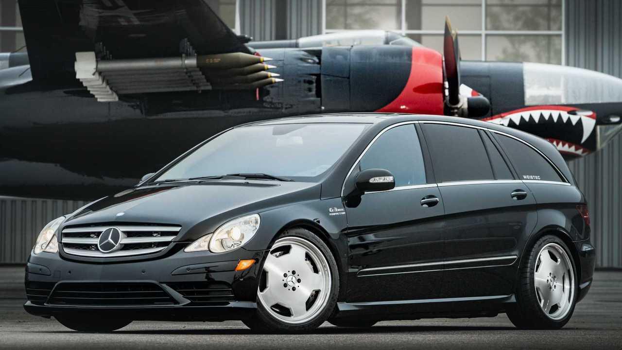 Mercedes-Benz R 63 AMG 2007, en venta