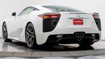 Lexus LFA de Paris Hilton, a la venta