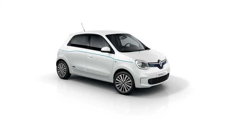 2020 Renault Twingo Z.E.