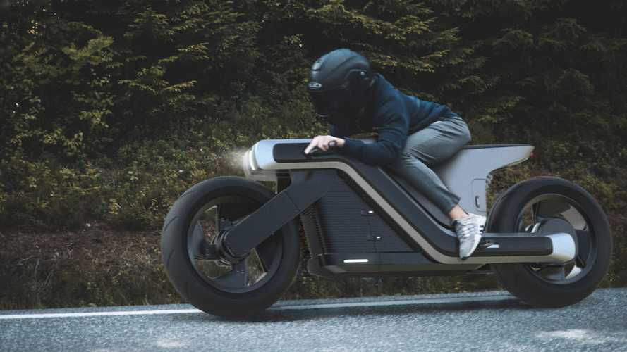Z Motorcycle Electric Concept