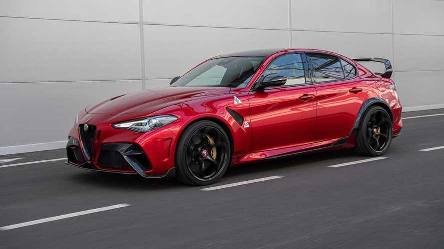 Alfa Romeo annonce l'ouverture des commandes pour les Giulia GTA et GTAm