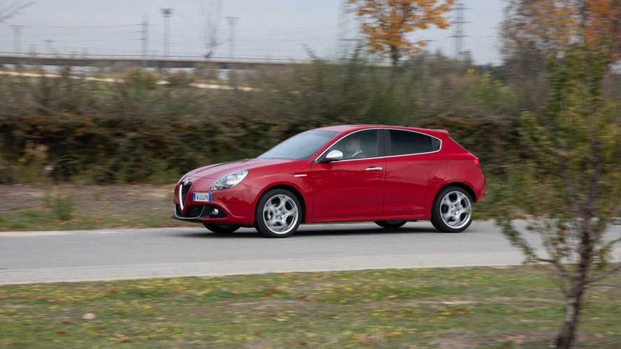 Prueba Alfa Romeo Giulietta 1.6 JTDm Super 2020