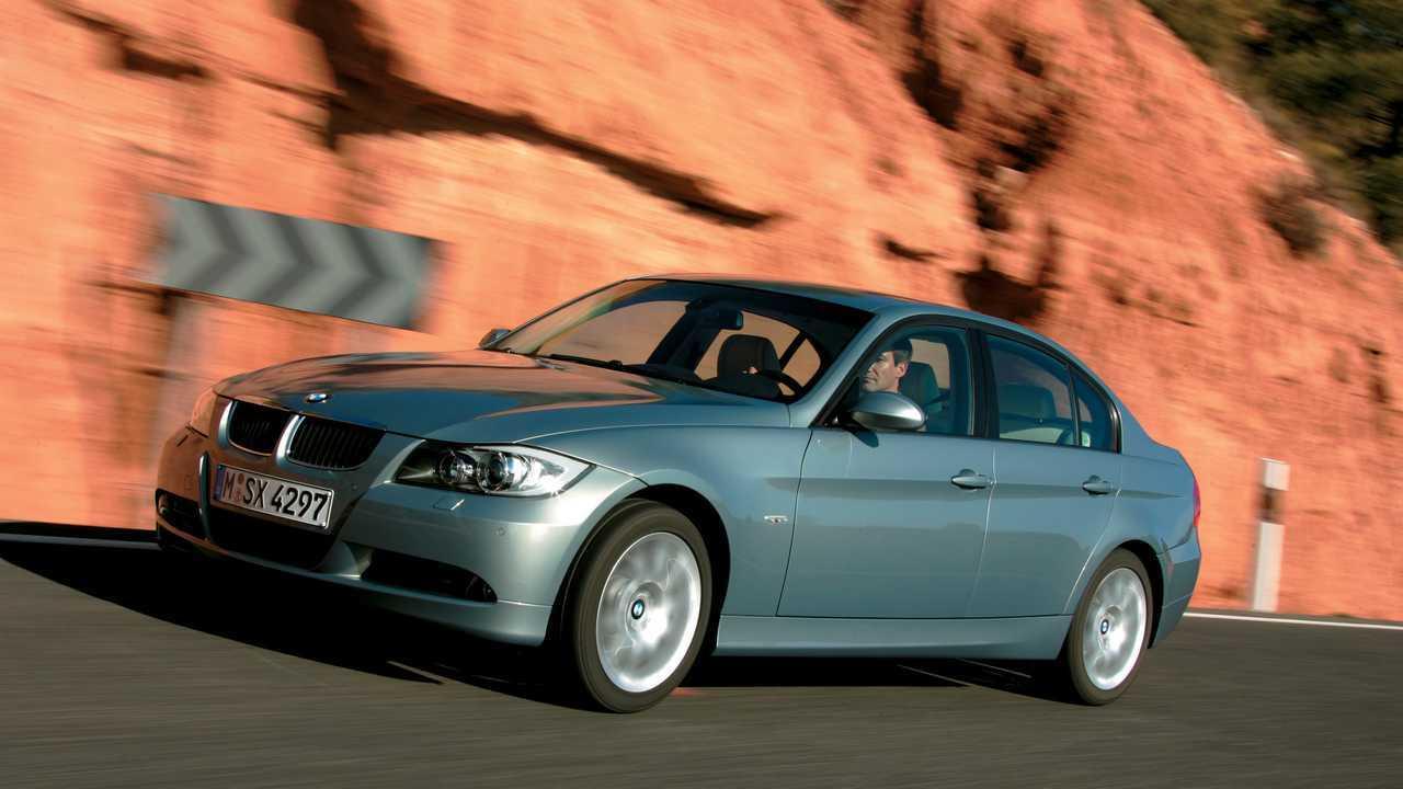 2006 – BMW 3-й серии