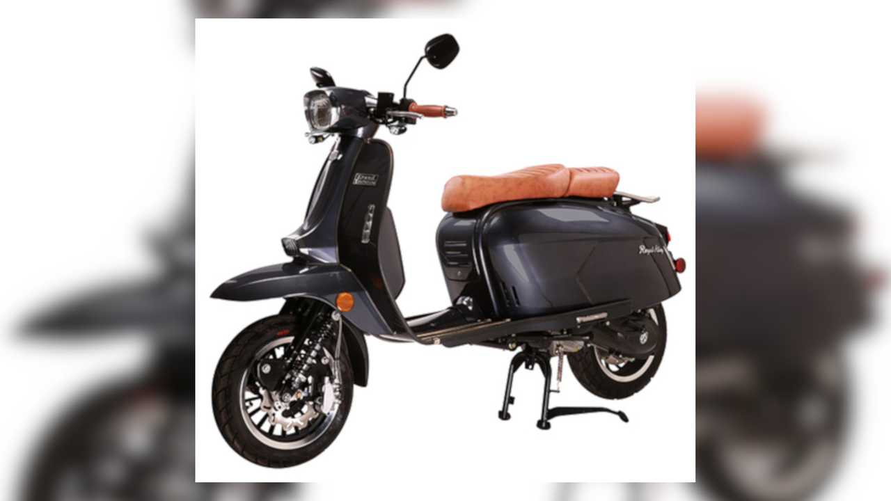2020 Genuine Scooters Royal Alloy GT150