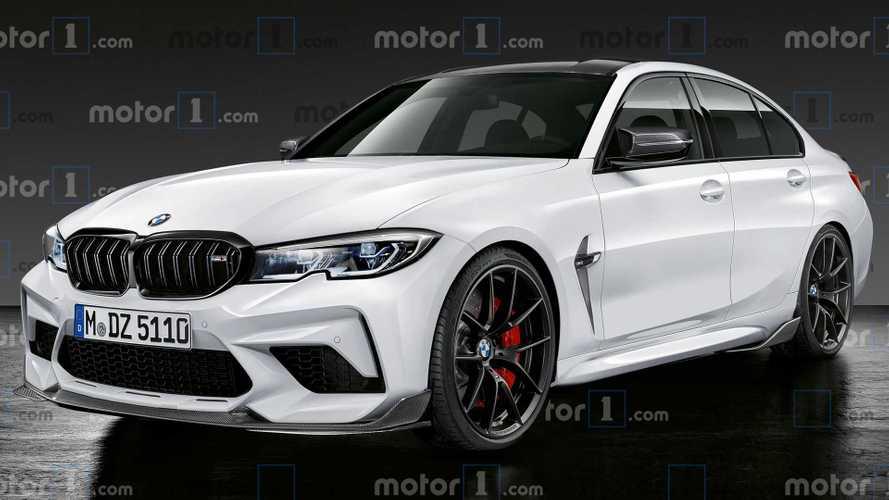 Эксклюзив: так может выглядеть новая BMW M3