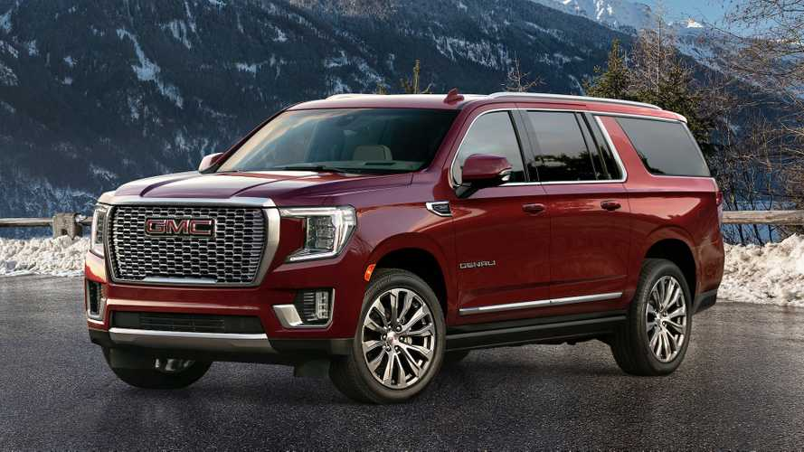 2021 GMC Yukon Diesel Going On Sale In November: Report