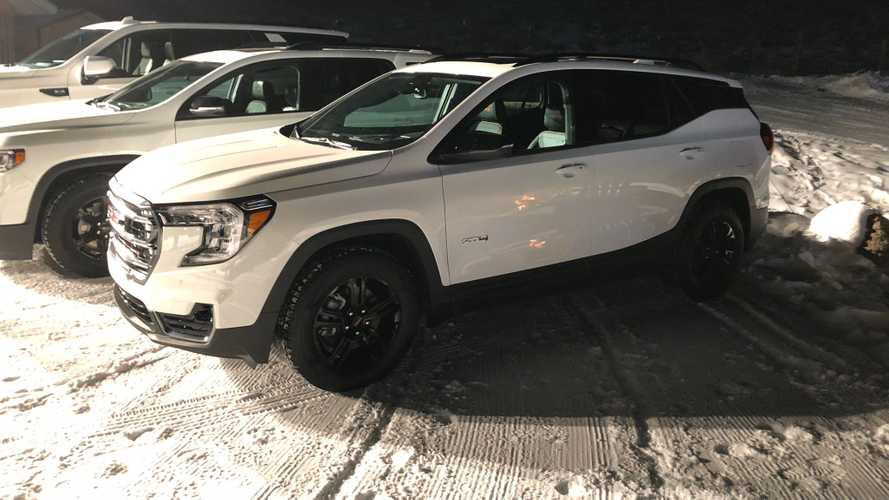 2021 GMC Terrain AT4 Makes Unexpected Debut To Complete The Lineup