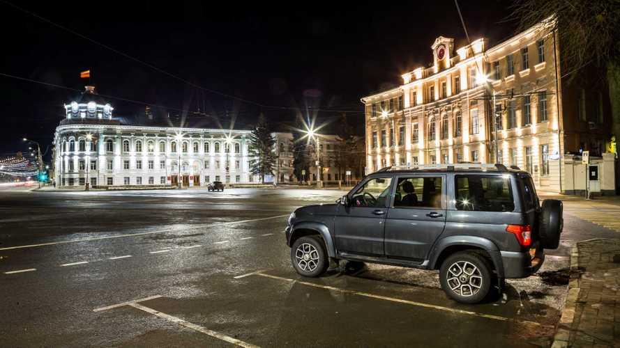 Тайны дороги на Тверь: выходные на «УАЗе» с автоматом