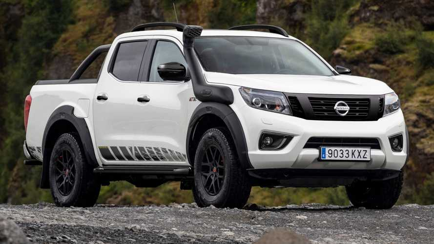 Nissan Navara Off-Roader AT32 Does What Its Name Says