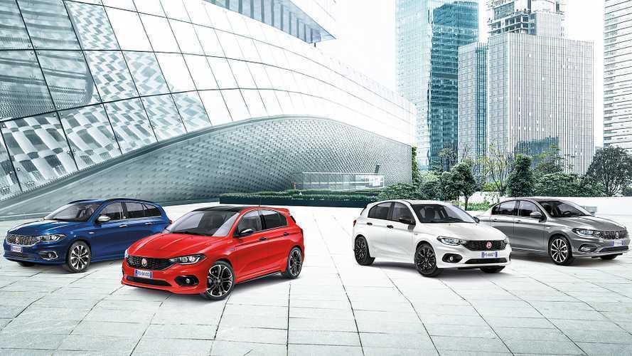 A Fiat Tipo More csomaggal akár 50%-nyit is lehet spórolni a kiegészítőkön