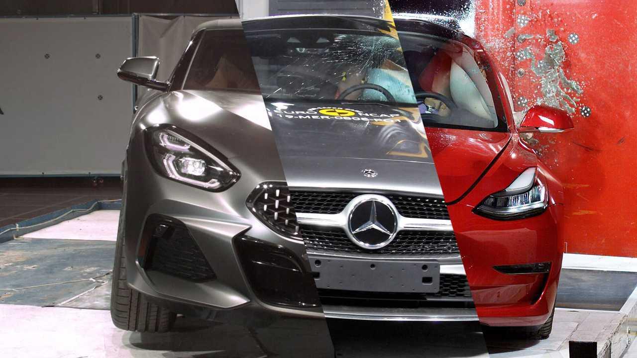 Le auto più sicure del 2019 nei test Euro NCAP