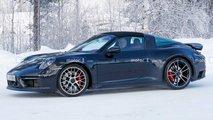 Porsche 911 Targa 2021 - Flagra
