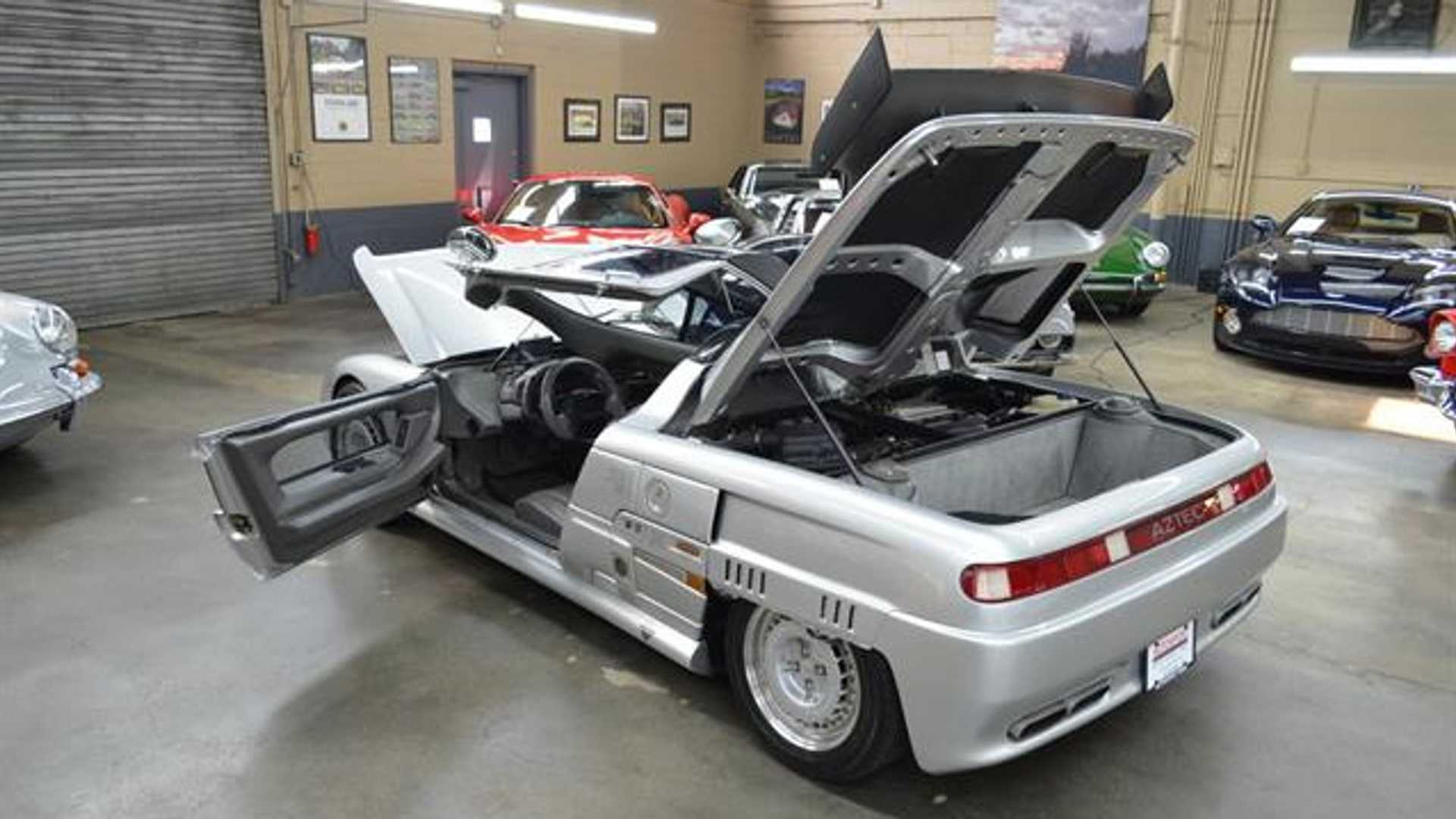 "[""Stand Out In This 1988 Italdesign Aztec""]"