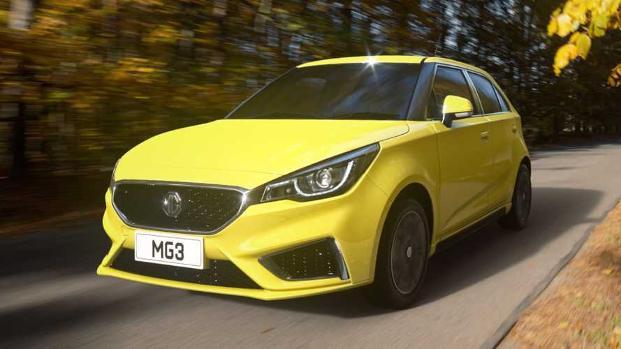 2019 MG3 - UK-spec