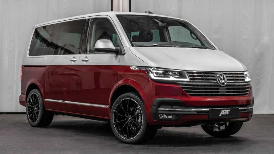 ABT turns VW Multivan T6.1 into a van with Performance Chops