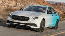 Mercedes E-Klasse (2020): Erster Blick auf das Facelift